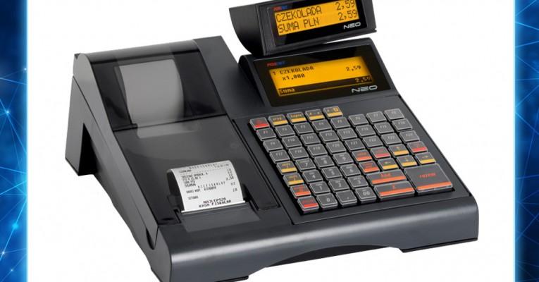 Kasa fiskalna Posnet Neo XL EJ