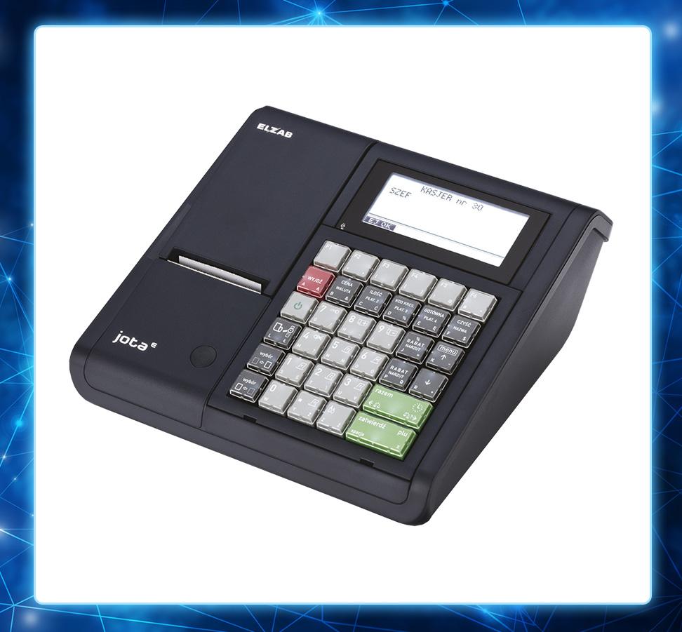 Mechanizm drukujący urządzenia fiskalnego