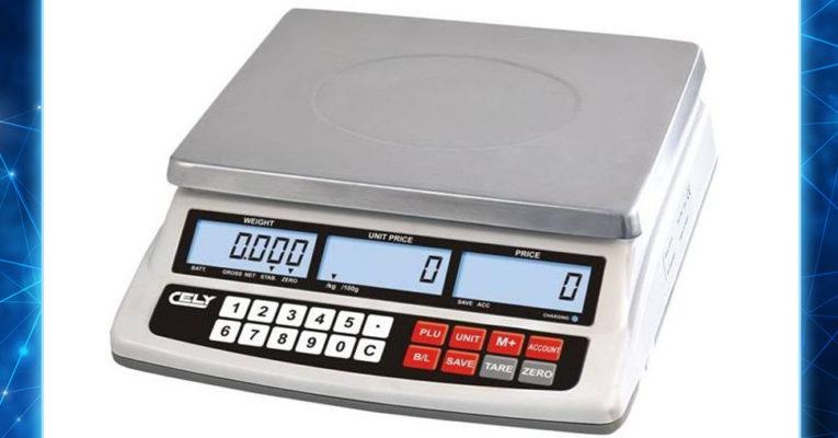 Elektroniczna waga kalkulacyjna