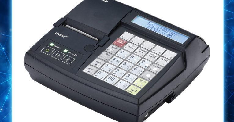 Mini E - kasa rejestrująca marki Elzab