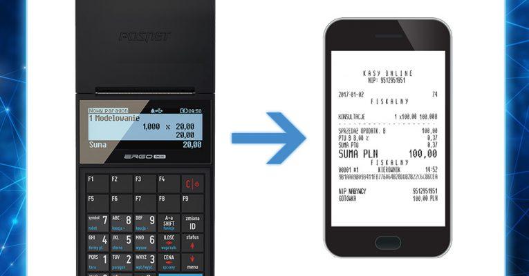 Kasa fiskalna online - e-paragon